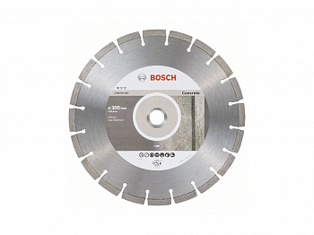 Диск алмазный 300*25,40*2,8*10мм Standart for Concrete BOSCH